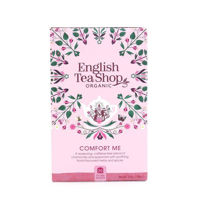 English Tea Shop comfort me 20 poser