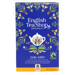 English Tea Shop earl grey 20 poser