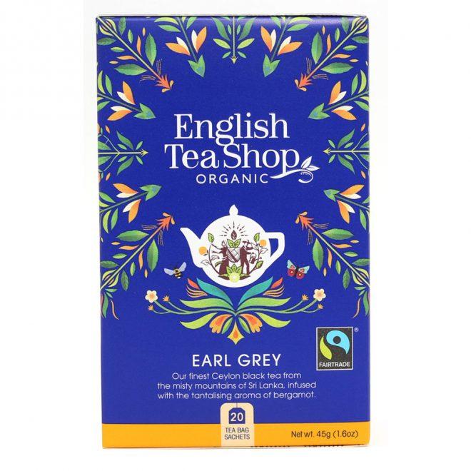 English Tea Shop earl grey 20 poser