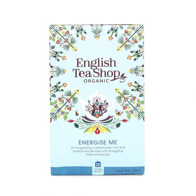 English Tea Shop energise me 20 poser