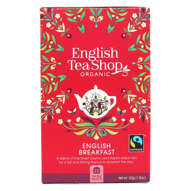 English Tea Shop english breakfast 20 poser