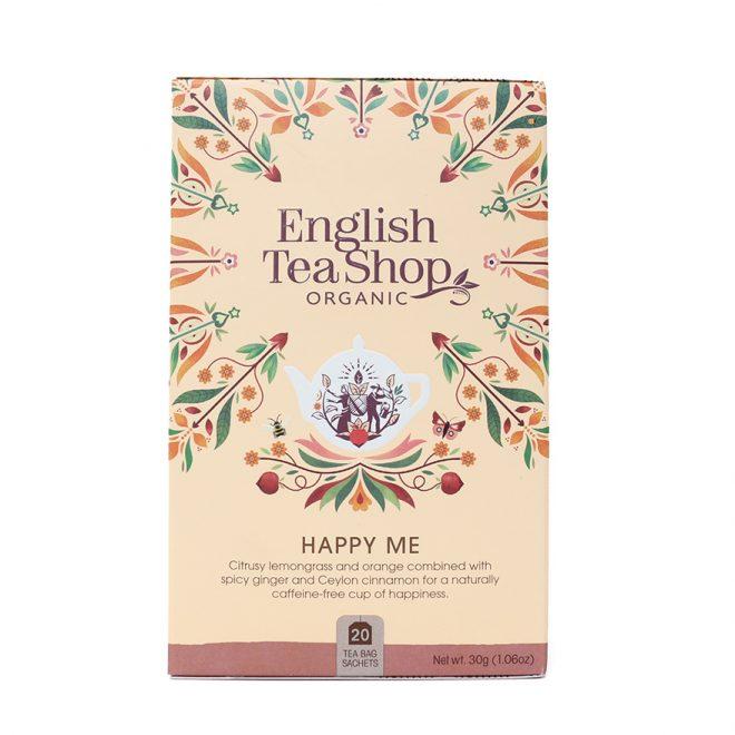 English Tea Shop happy me 20 poser
