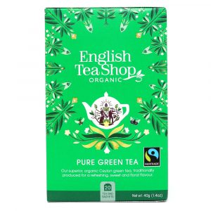 English Tea Shop pure green tea 20 poser