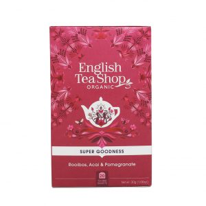 English Tea Shop rooibos, acai & granateple 20 poser