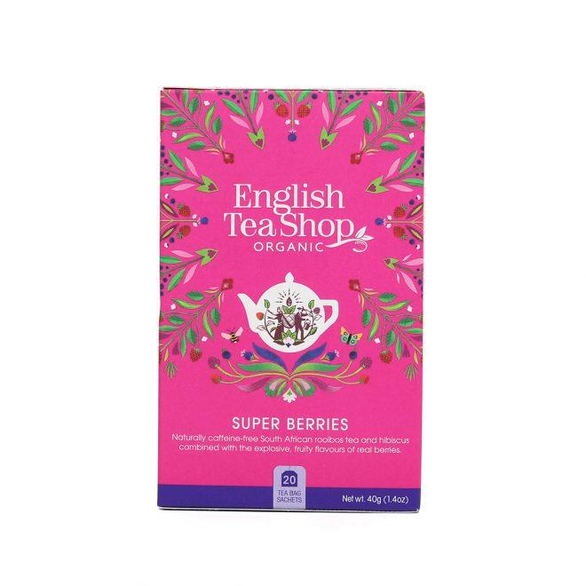 English Tea Shop super berries 20 poser
