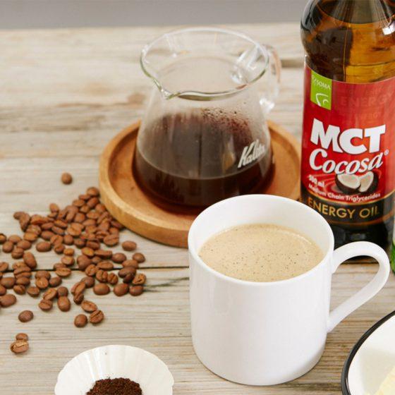 Proteinrik bulletproof kaffe