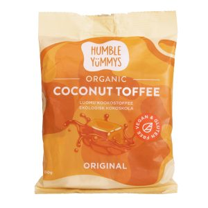 Humble Yummys coconut toffee