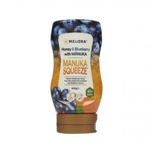 Manuka honey blueberry