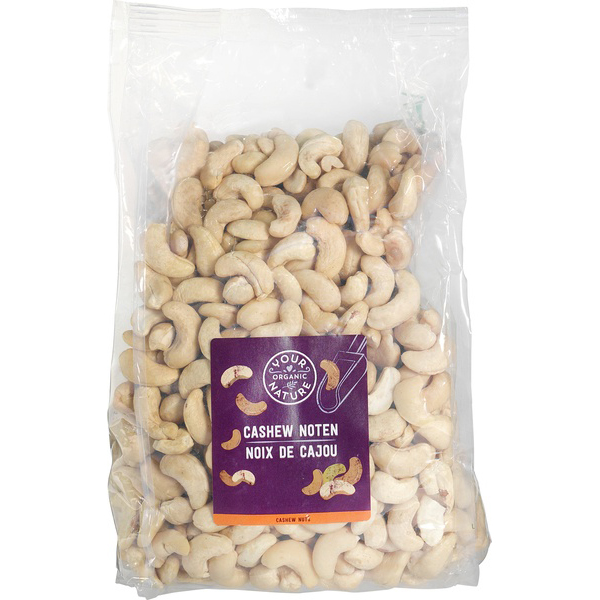 Your Organic Nature cashewnøtter 1 kg