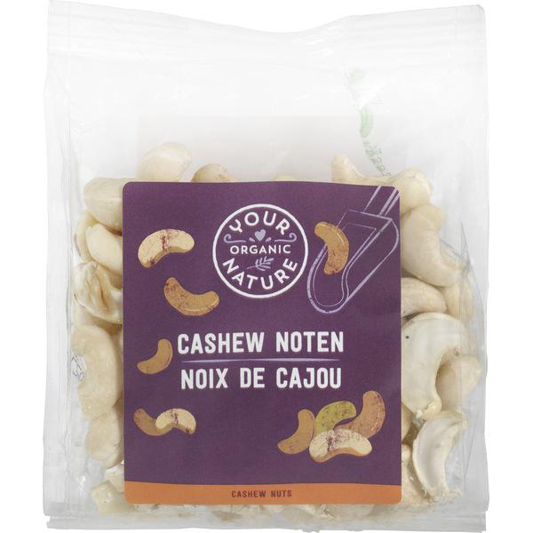 Your Organic Nature cashewnøtter 120 g