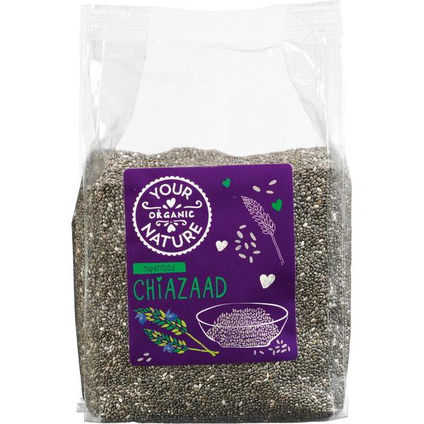 Your Organic Nature chiafrø 250 g