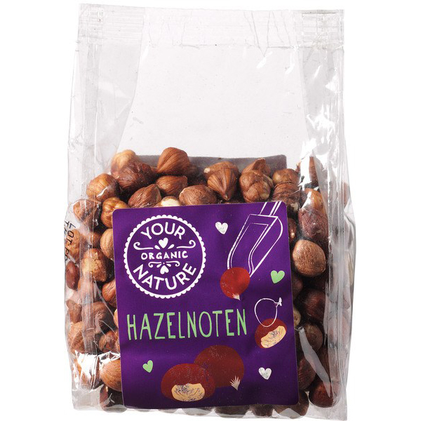 Your Organic Nature hasselnøtter 200 g