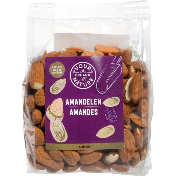 Your Organic Nature mandler 200 g