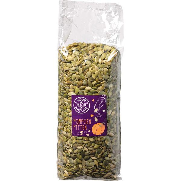 Your Organic Nature gresskarkjerner 1 kg