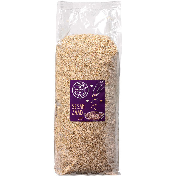 Your Organic Nature sesamfrø 1 kg
