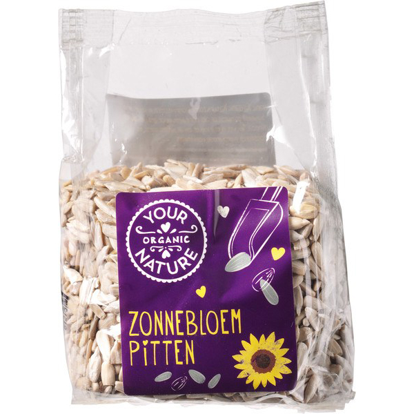 Your Organic Nature solsikkekjerner 200 g
