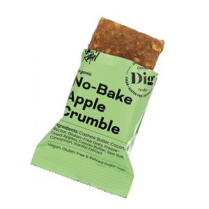Get Raw eplepai smuldrepai-bar 35g økologisk