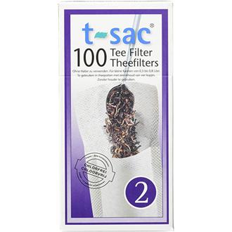Goodlife t-sac tefilter 100 stk