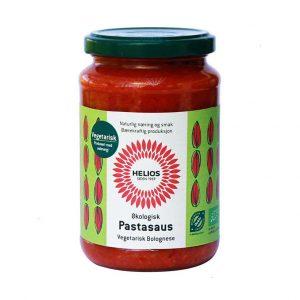 Helios bolognese pastasaus 350 g økologisk