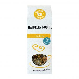 Goodlife naturlig god te 80 g