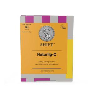 SHIFT Naturlig-C 80 tbl