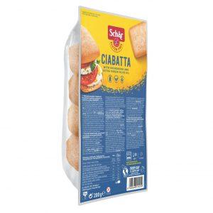 Schar ciabatta 4 stk 200g glutenfri