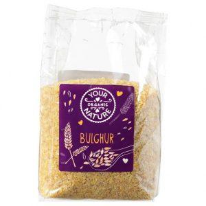 Your Organic Nature fullkorn bulgur 400 g