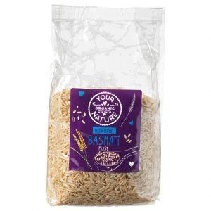 Your Organic Nature fullkorn basmati ris 400 g
