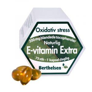 Berthelsen vitamin e ekstra sterk
