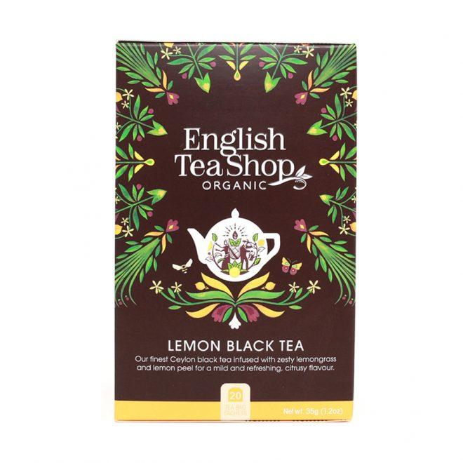 English Tea Shop lemon black tea 20 poser