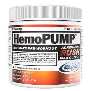 Hemopump fruit punch
