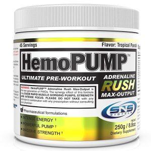 Hemopump tropical punch
