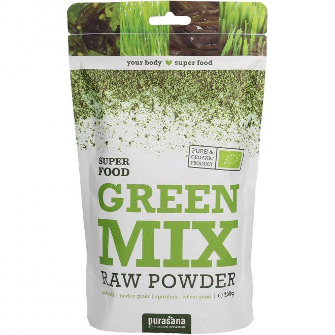 Pursana green mix