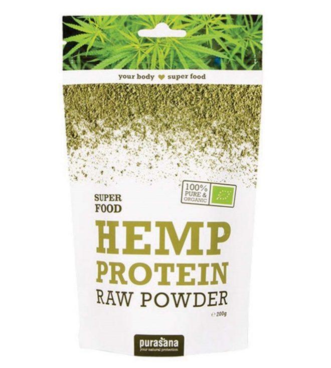 Pursana hemp protein