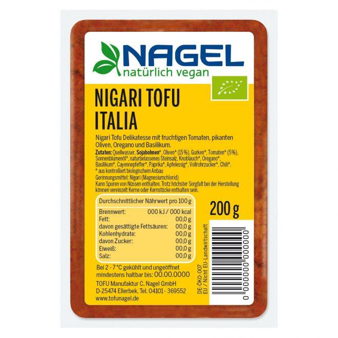Nagel rosso italia 200 gr