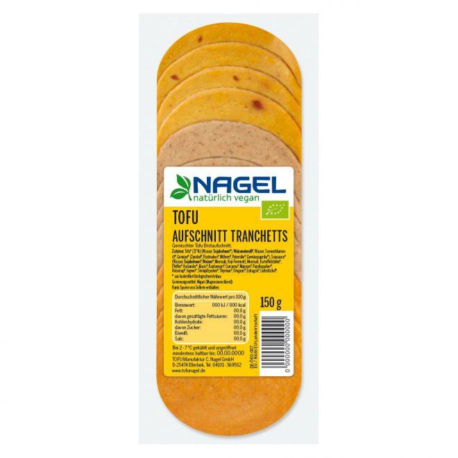 Tranchettes 100 gr paalegg