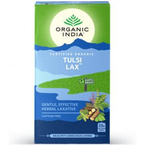 Organic India tulsi lax