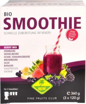 Acai smoothie packs berry mix 3 stk
