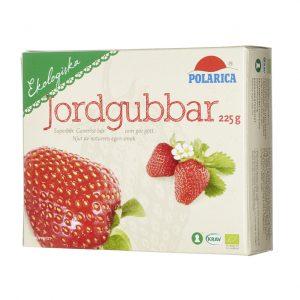Polarica jordbær 225 gr