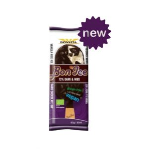 Bon ice ricemilk dark chocolate nibs