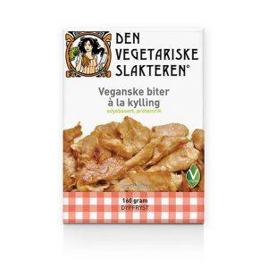 Den Vegetariske Slakteren kylling biter 160 g