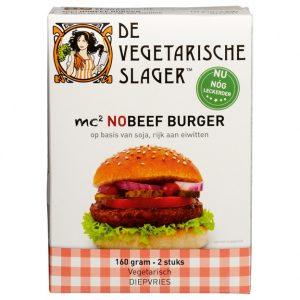 Den Vegetariske Slakteren burger 160 g