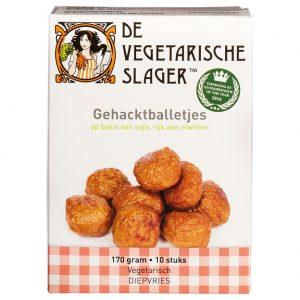 Den Vegetariske Slakteren vegetar boller 170 g
