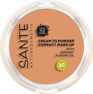 Sante compact make-up 03 cool beige