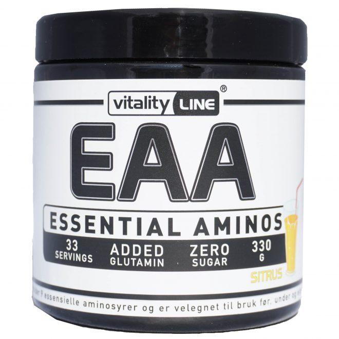 Vitality Line EAA sitrus