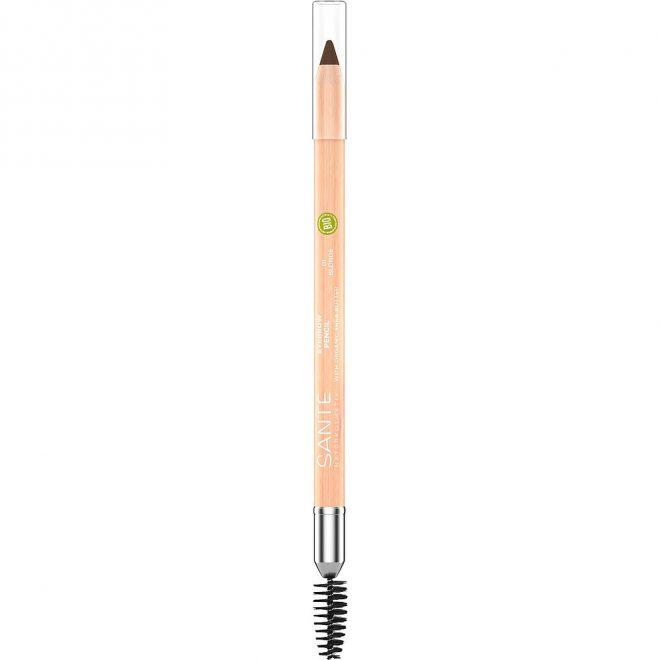 Sante eyebrow pencil 02 brown
