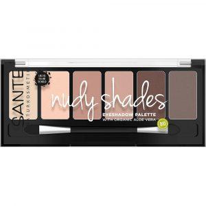 Sante eyeshadow palette nudy shades