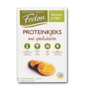 Fedon proteinkjeks sjoko