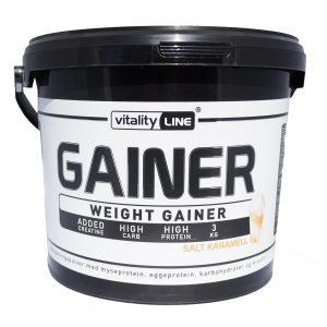 Vitality Line gainer saltet karamell