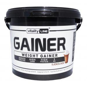Vitality Line gainer sjokolade